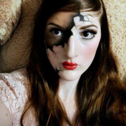 105 best Halloween images on Pinterest | Halloween make up ...