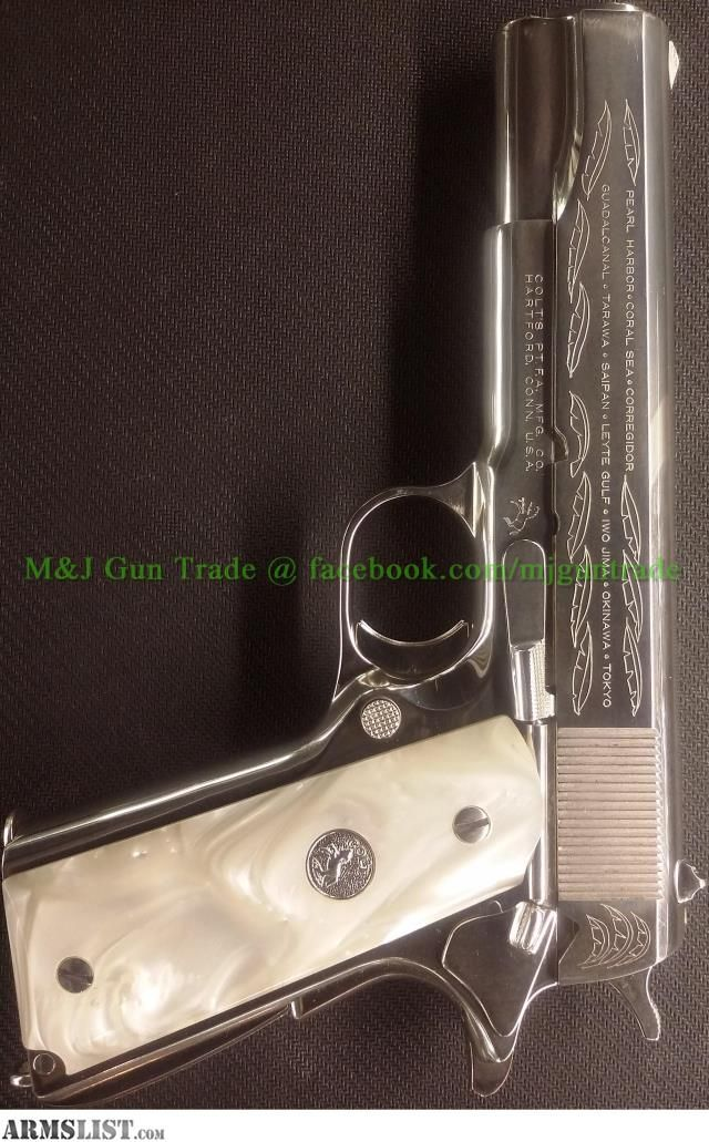 ARMSLIST - For Sale: Colt 1911 World War II Commemorative Pacific Theater of Operations in .45 ACP