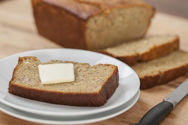 Low-Carb Sugar-Free Banana Bread Recipe