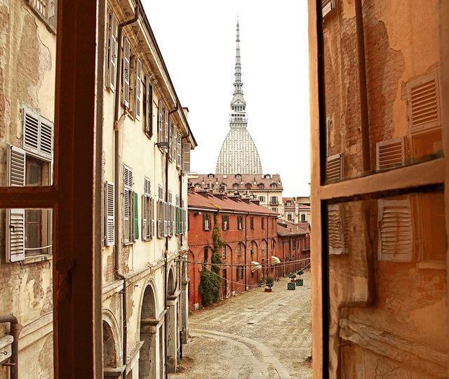 Torino, la Mole Antonelliana