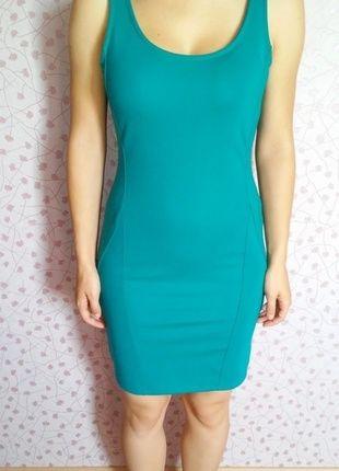 Kup mój przedmiot na #vintedpl http://www.vinted.pl/damska-odziez/krotkie-sukienki/9968952-seksowna-sukienka-butelkowa-zielen-pullbear