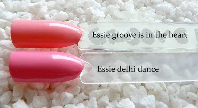 Ucieczka do Delhi - Essie kolekcja Resort 2016 ~ Blog Moniszona