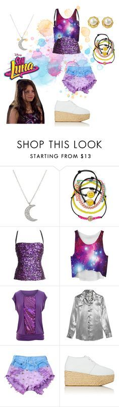 El look de lunaes simple pero a la moda