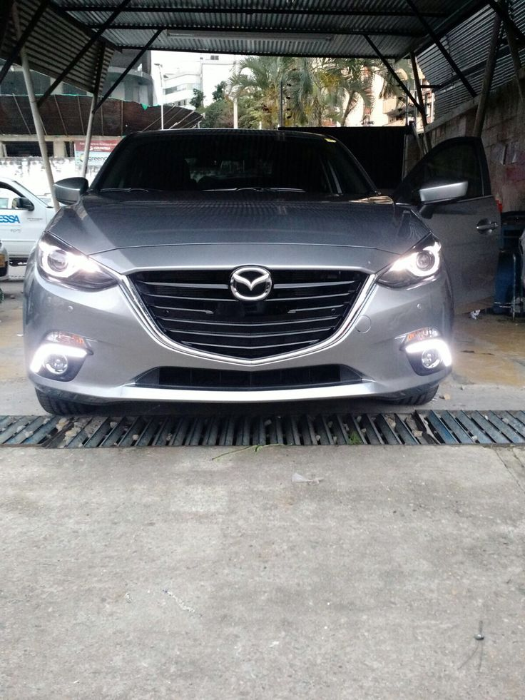 LED DRL para Mazda 3 Sky 2015