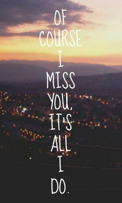 ((( <3 ))) of course i miss you V^V <3 V^V...