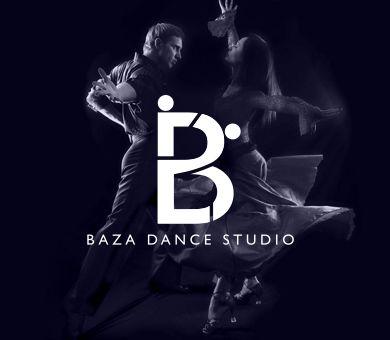 Baza Dance Studio | Logo Design
