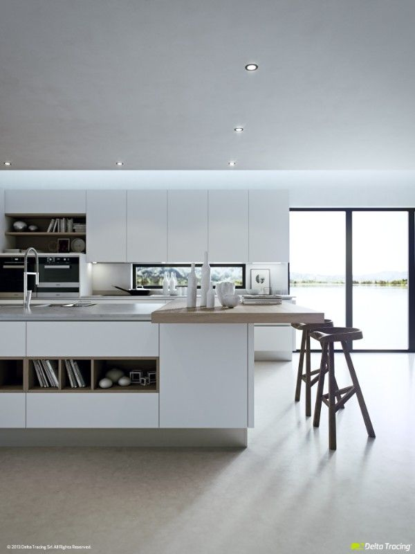 56 white kitchen
