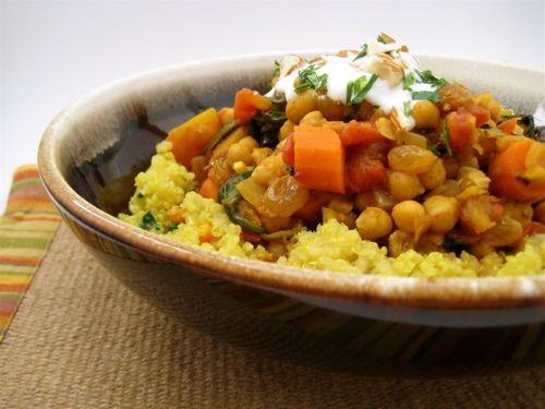Quinoa With Moroccan Winter Squash And Carrot Stew Recipes ...