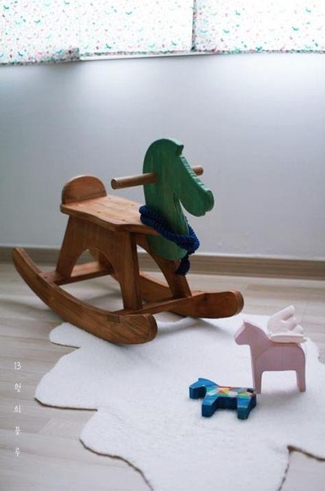 [손잡이닷컴] 흔들 목마 만들기 - Create a rocking horse