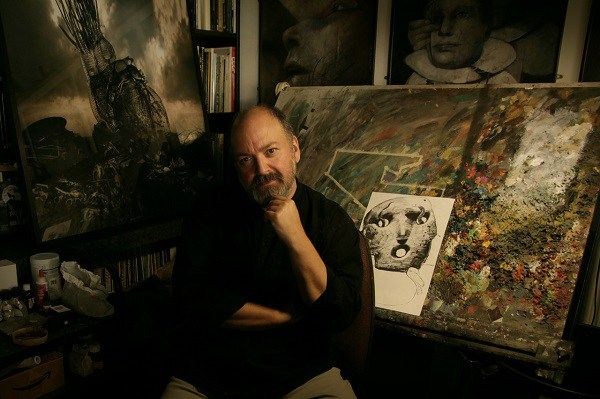 Dave McKean announced inaugural winner of International Award for Excellence in Comic Art