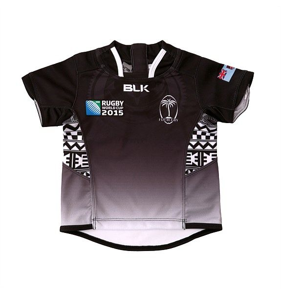 Fiji, Fiji RWC Replica Jersey Toddler Alternate 2015