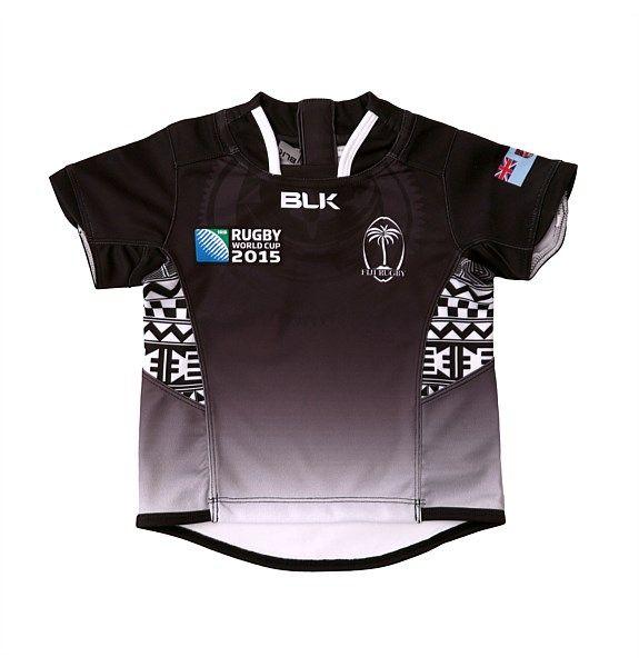 Fiji, Fiji RWC Replica Jersey Toddler Alternate 2015