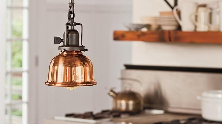 Copper Kitchen Light Fixture: 89 Best Kitchen Ideas Images On Pinterest