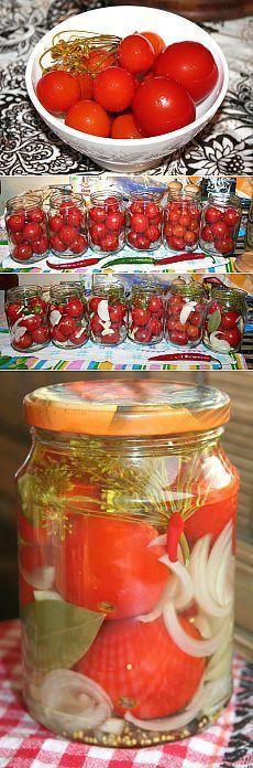 Сахарные помидоры