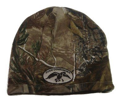 Amazon.com: Duck Commander ~ Camo or Brown Reversible Beanie ~ Duck Hunting Hat Stocking Cap: Sports & Outdoors