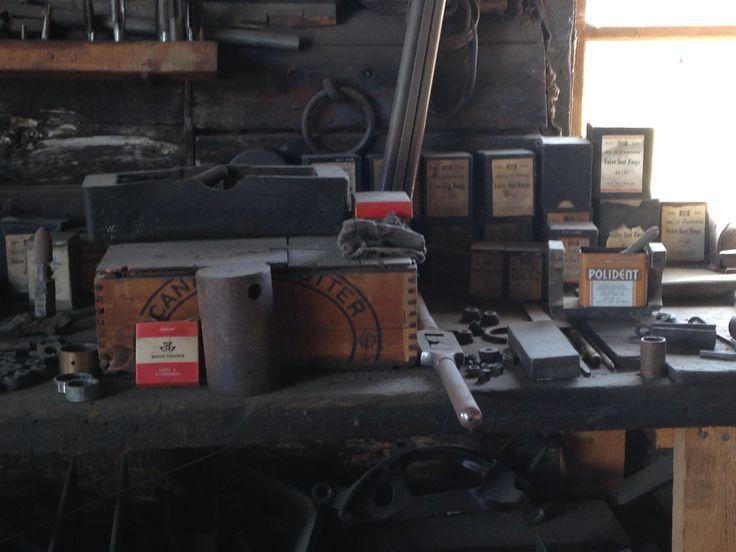 Blacksmith, Sexsmith AB