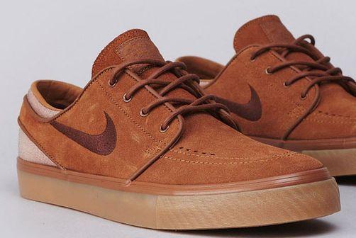 Nike Sb Stefan Janoski Brown