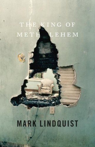 The King of Methlehem -- secrets revealed, a hidden world inside the book, gritty and dark.  Invites you to step inside, makes you want to peel away the cracking plaster.
