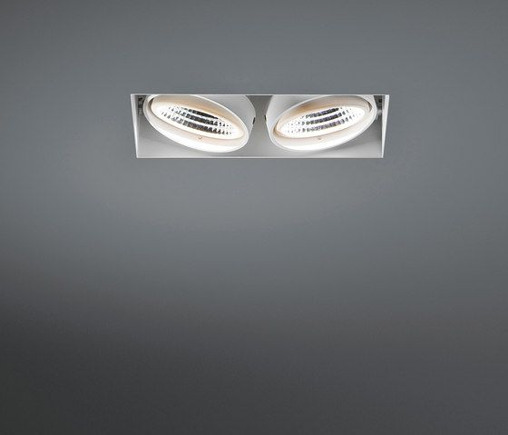 Spotlights | Recessed ceiling lights | Mini multiple trimless. Check it out on Architonic