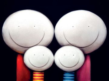 The Family by Doug Hyde