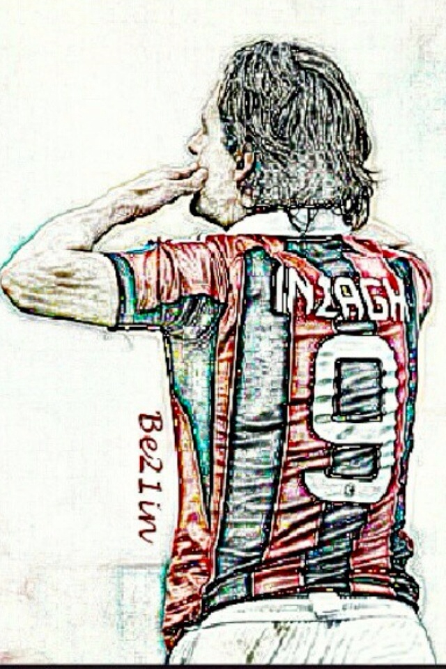 Pippo inzaghi the legend