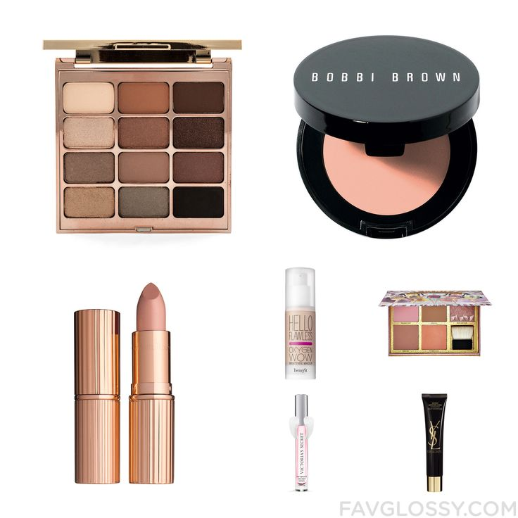 Makeup Things Including Stila Eyeshadow Dark Circle Concealer Charlotte Tilbury Lipstick And Benefit Foundation From November 2016 #beauty #makeup