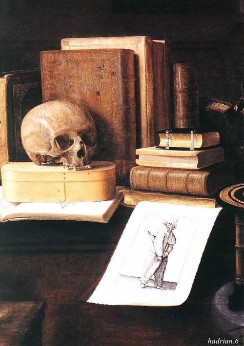 The great vanity still life. 1641. Sebastian Stoskopff