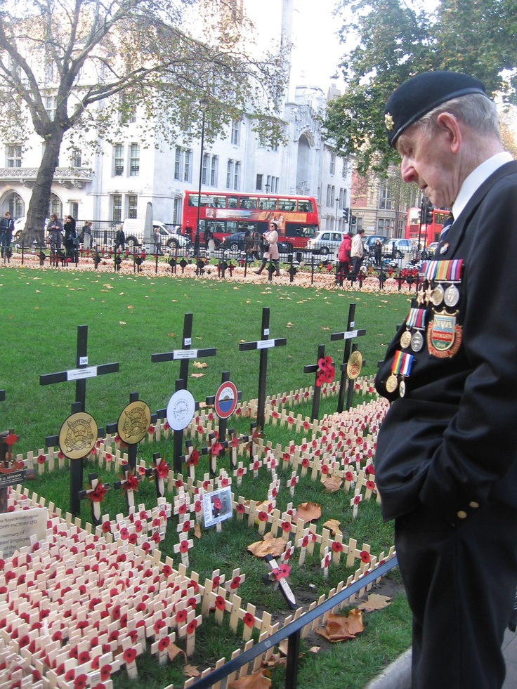 London, Remembrance Day