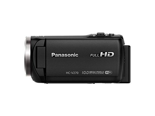 Panasonic HC-V270 Super Zoom Camcorder with Built-in WiFi  http://www.discountbazaaronline.com/2015/06/25/panasonic-hc-v270-super-zoom-camcorder-with-built-in-wifi/