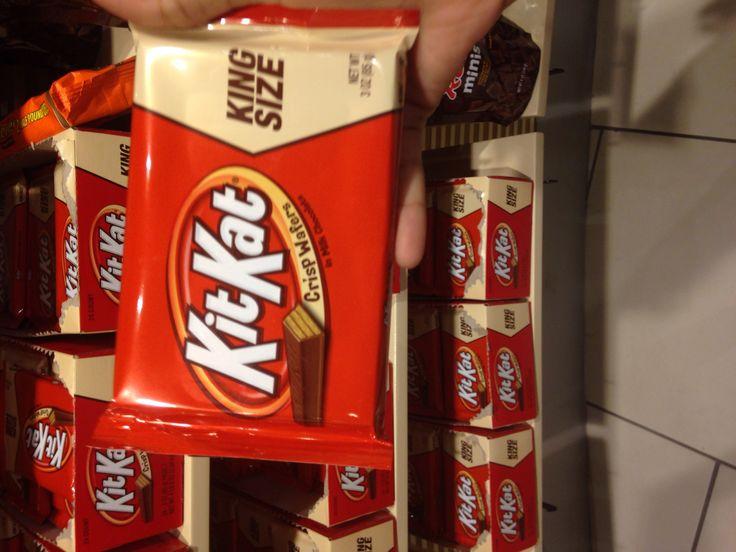 Kitkat king size❤️