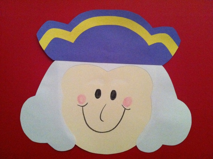 George Washington craft for President's Day!