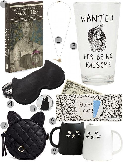 2013 Gift Guide: 30 Gifts for your Cat Loving Friend | Design*Sponge