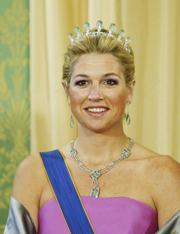 Queen Maxima Of The Netherlands Princess Of The Netherlands Princess Of Orange Nassau Nee Zorreguieta Cerruti