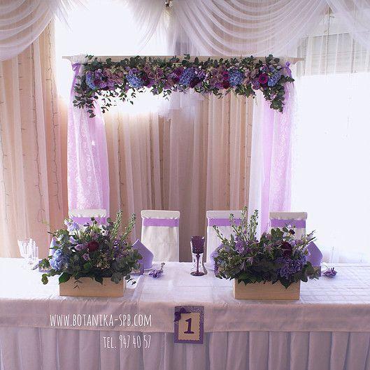 Оформление свадьбы цветами | свадебный букет невесты | цветочная арка