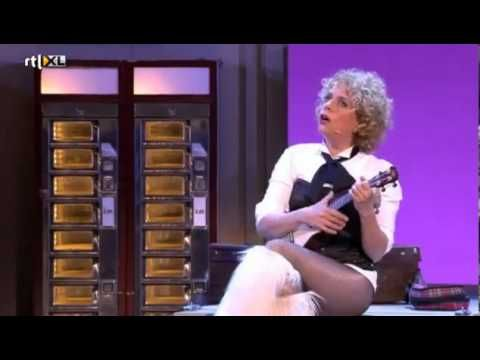 Brigitte Kaandorp - Cabaret Voor Beginners - YouTube