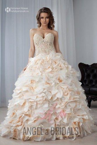 Свадебное платье «Лавиния» — № в базе 6408