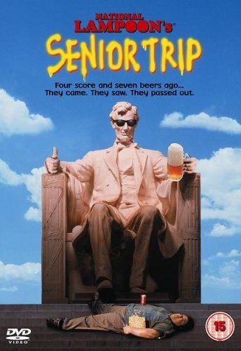 National Lampoons : Senior Trip Exclusive to Amazon.co.uk DVD: Amazon.co.uk: Matt Frewer, Valerie Mahaffey, Lawrence Dane, Tommy Chong, Jere...