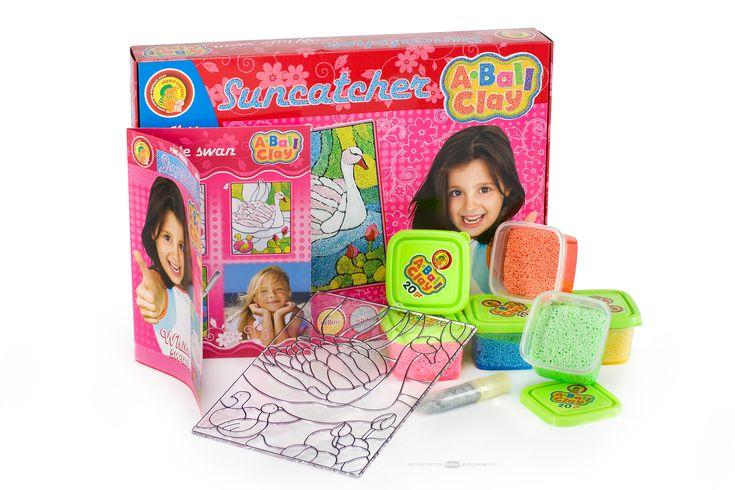 Фотосъемка наборов  для детского творчества - Photo Techart #детские_товары #наборы #рекламная_фотосъемка #фото_каталог