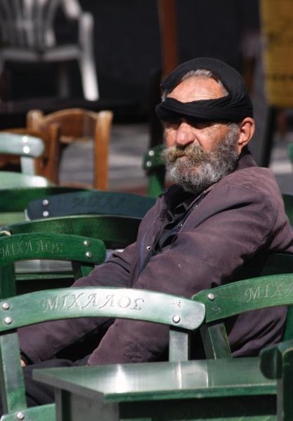 Anogeia - Cretan senior