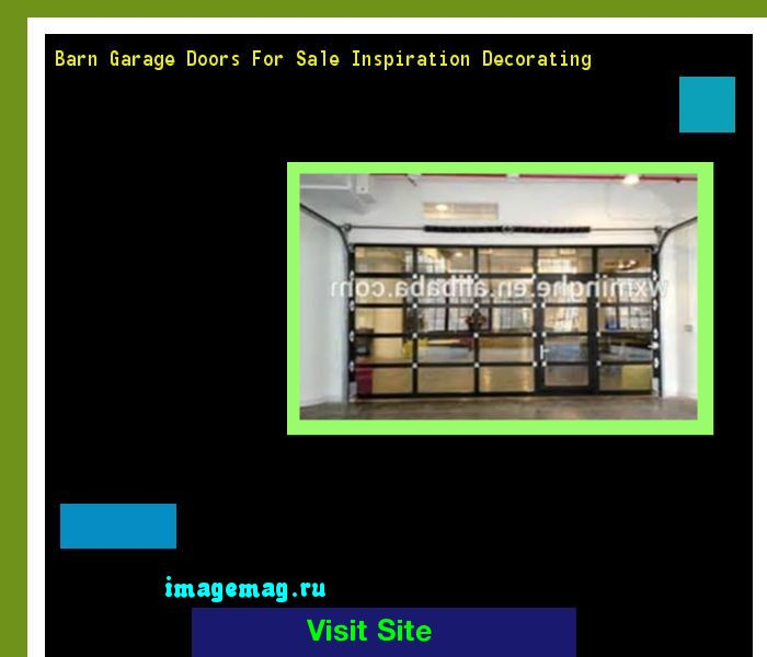 Barn Garage Doors For Sale Inspiration Decorating 093748 - The Best Image Search