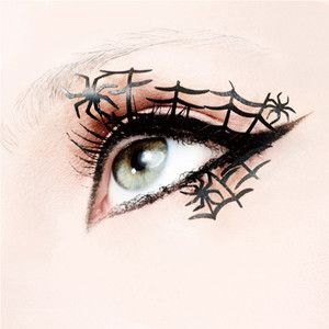 Spider Lashes Full, £10, now featured on Fab.