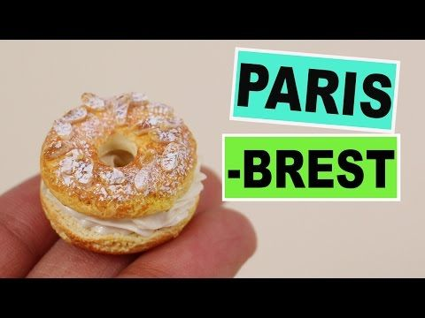 Paris-Brest⎪FIMO - YouTube