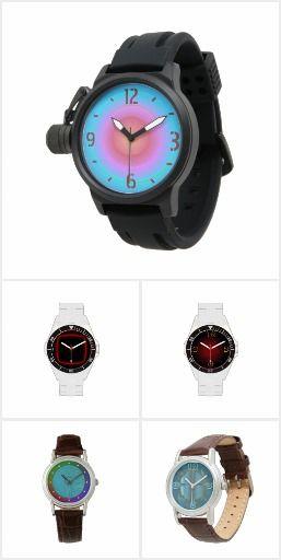 Unique Designer Wrist Watches