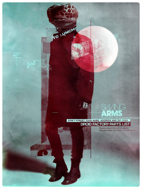 poster / Type & Design / photo