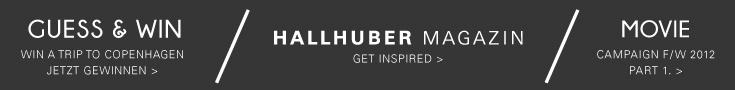 HALLHUBER Online-Shop