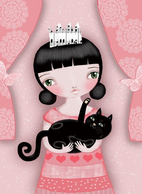 Kitty & Me - Tamara Laporte