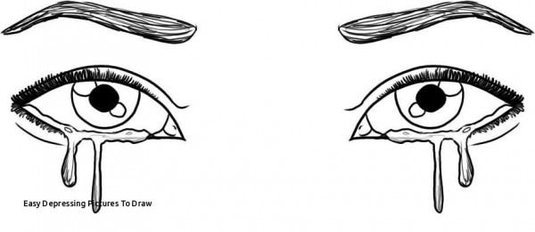 Easy Depressing Pictures To Draw How To Draw Anime Eyes Crying Easy Drawings Cry Drawing Drawings