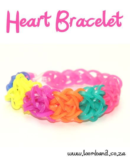 loom band bracelet instructions