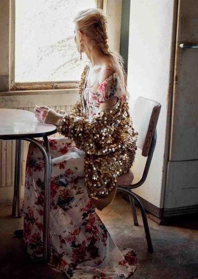 Vogue Russia February 2016