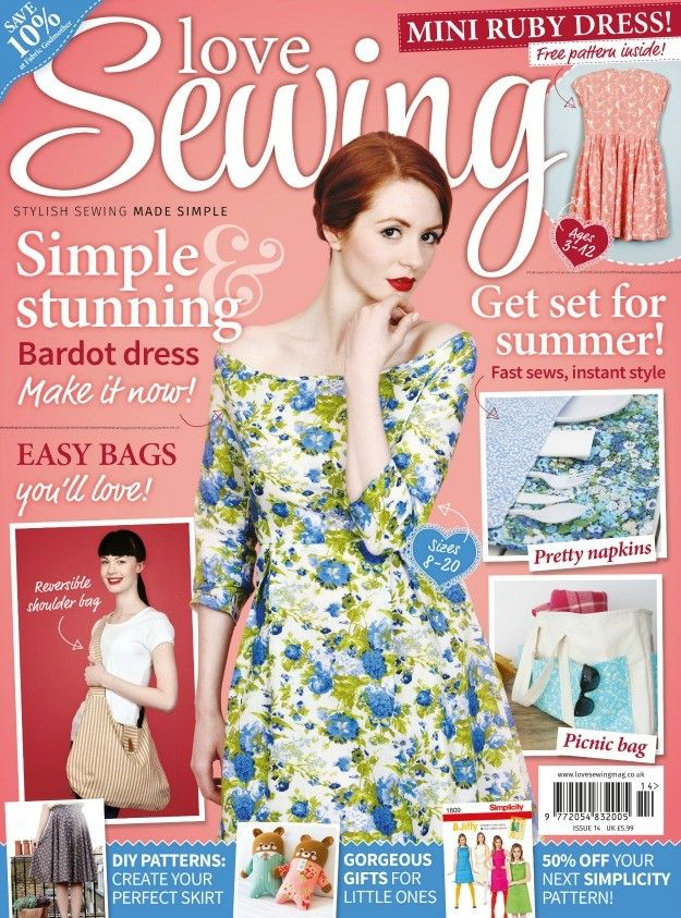 17 Best Images About Love Sewing Magazine